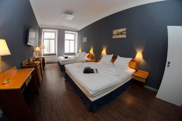 Apartmán pro 2 osoby v centru HK - Hradec Králové