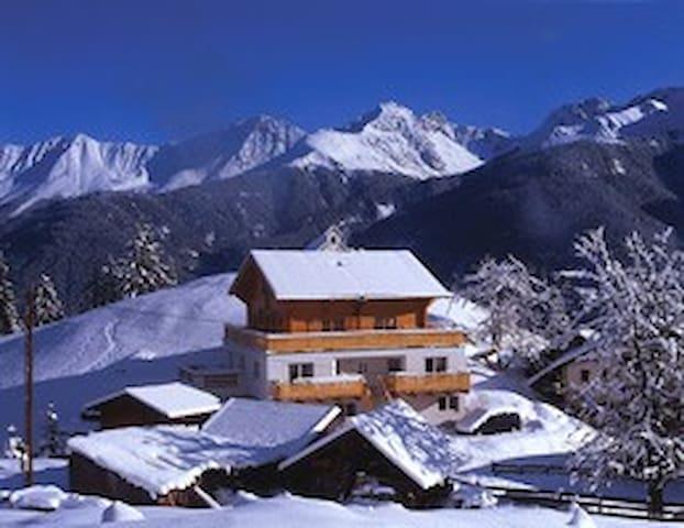 Adlerhorst Serfaus  inmitten der Tiroler Bergwelt