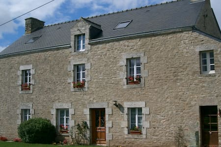 Character stone house - ideal peaceful retreat - Lejlighed