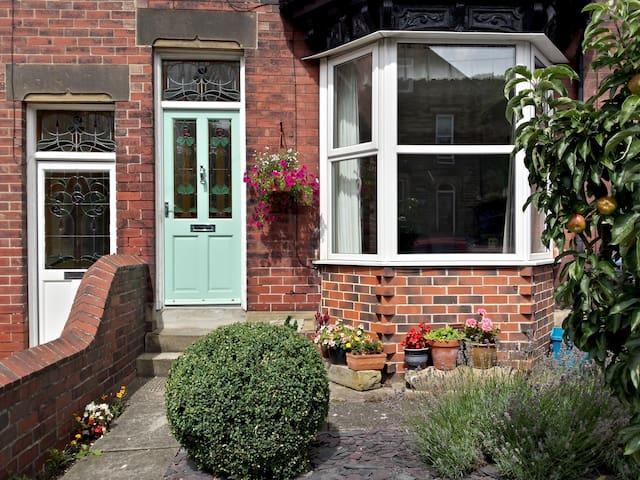 Beautiful Victorian Terrace Villa 1