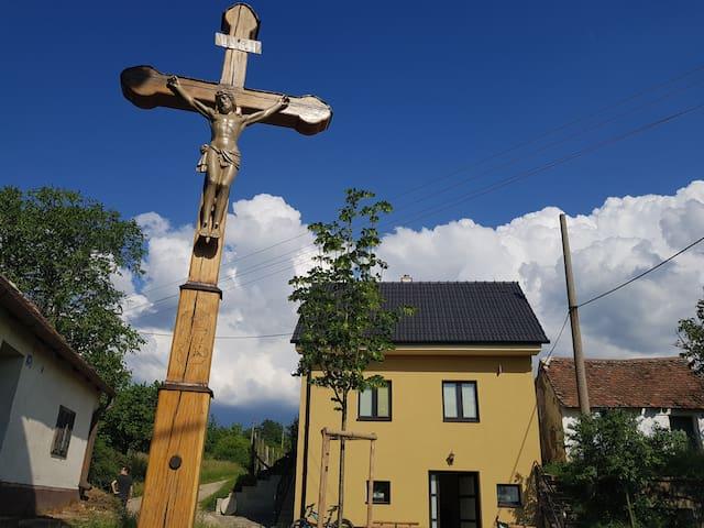 Vinohradnícky domček