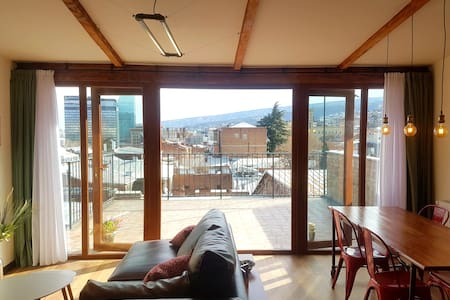 LOFT #2 With Terrace And Amazing View In Old Town