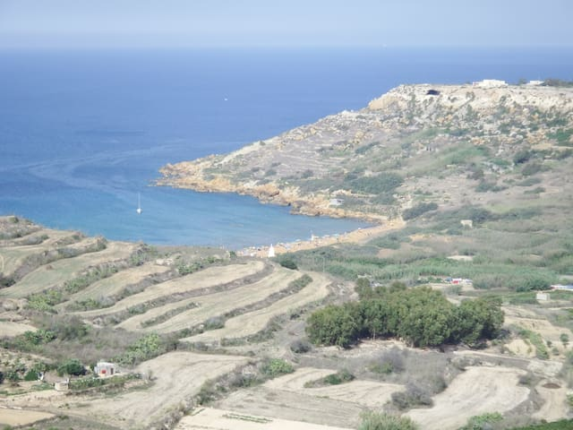 spectacular sea & country views - Xaghra - Daire