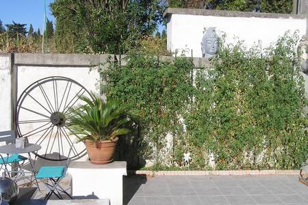 chambre privée +douche à l'italienne dans maison