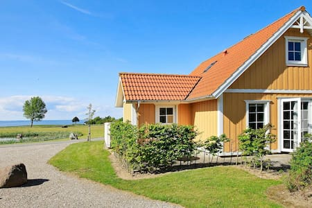 Peaceful Holiday Home in Brenderup With Ocean View