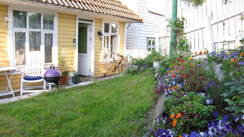 Charming and peaceful room in the city center - Bergen - House