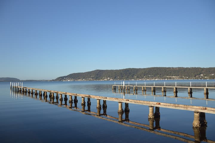 Wonderful Waterfront Central Coast Home (NSW)