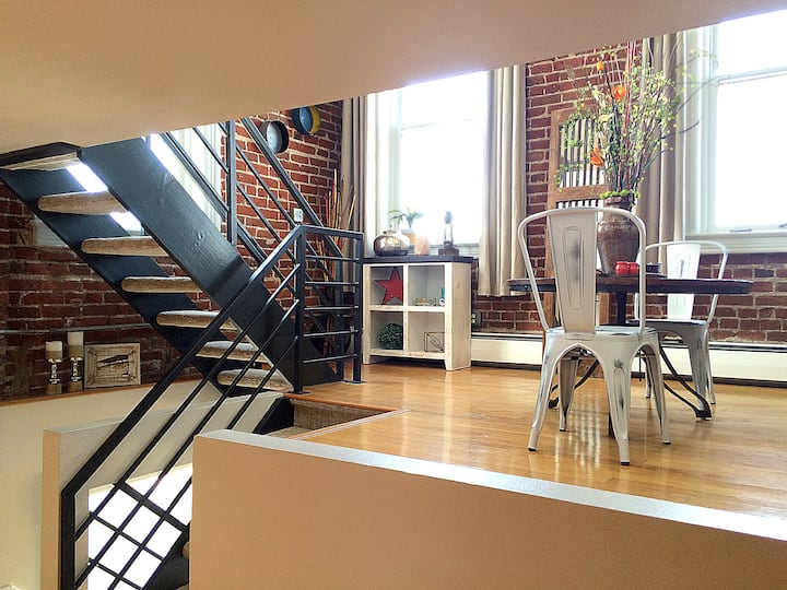 Downtown/Ballpark/Walkable/Top 11 Airbnb in Denver