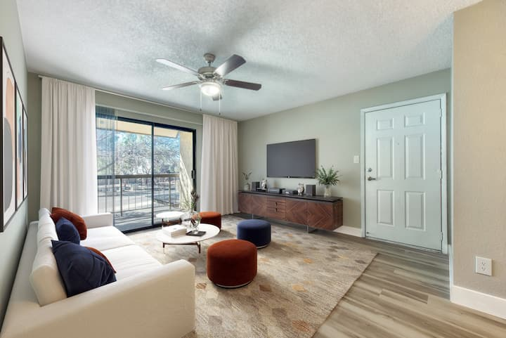 Live + Work + Stay + Easy  |  1BR in Chandler