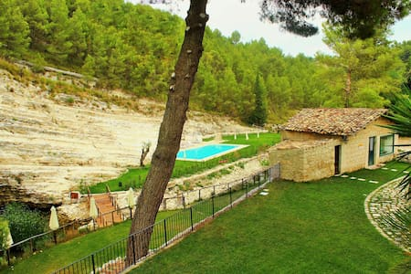 Sicily.Cottage with swimming pool - Giarratana - Casa
