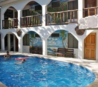 Nosara Hotel Garza Beach - Garza - Annat