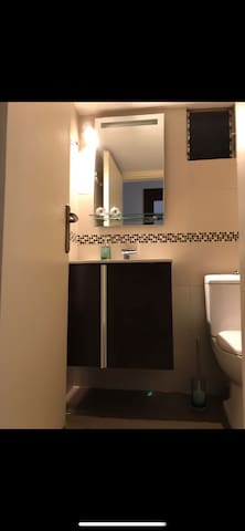A large and calm apartment in Rabieh
