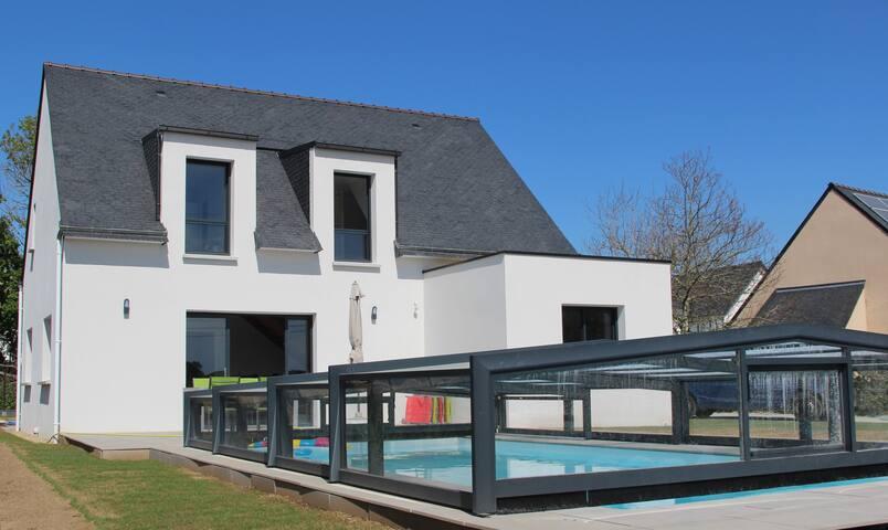 Maison au coeur du golfe du Morbihan - Baden - Talo