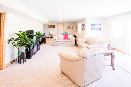 Clean room in a beautiful, safe home. - Greeley - Maison