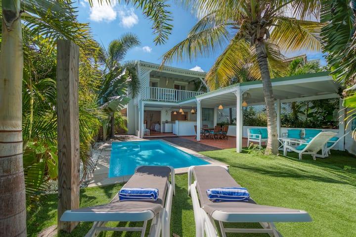 Villa 4CH proche de la plage