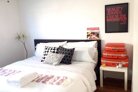 Stylish Scandinavian Bed near South Coat Plaza - Fountain Valley - House