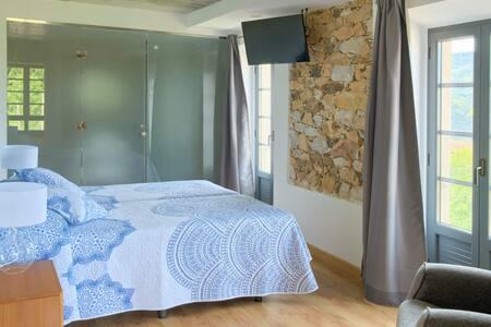 Estancia rural para dos en La Llongar Asturias