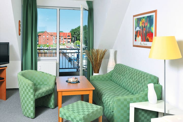 Apartment Lagunenstadt Ückermünde for 4 persons in Ueckermünde - Ueckermünde - Appartamento