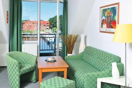 Apartment Lagunenstadt Ückermünde for 4 persons in Ueckermünde - Ueckermünde - Apartment