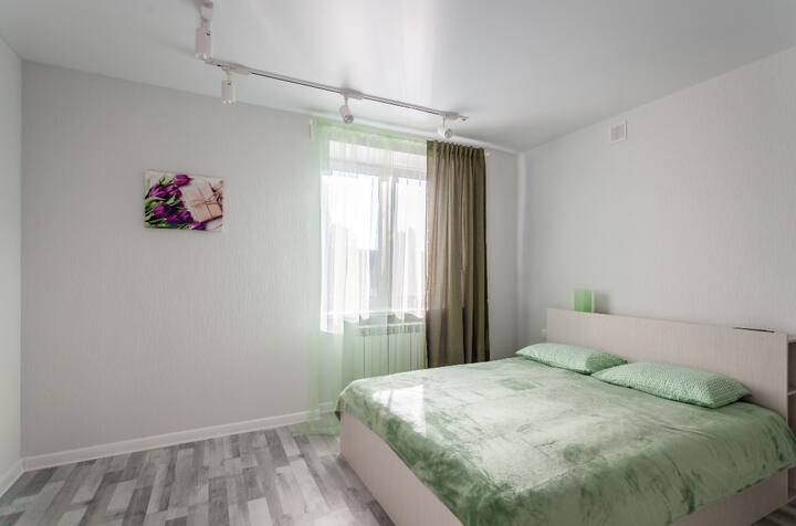 Квартира  «Александровский парк green »