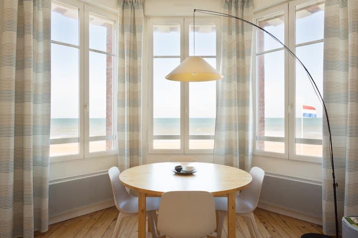 appartement d'exception 2 chambres front de mer