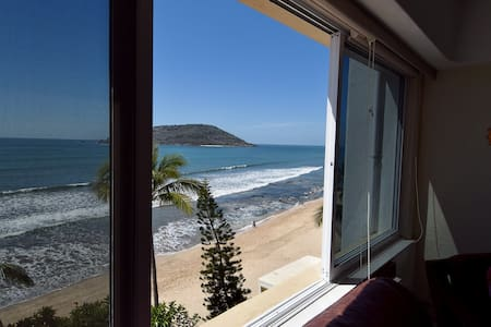 Ocean-side two-floor apartment - Mazatlán - Apartmen
