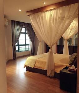 Resort Style Luxury Bedroom near JB Sentral - Masai - อพาร์ทเมนท์