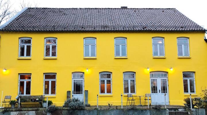 Großzügiges Haus mit viel Platz für Aktivitäten