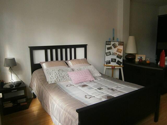 appartement en résidence dans grand parc clos+park - Saint-Étienne - Condominio