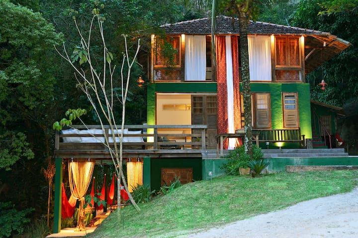 Uaná Etê Ecological Garden - Vassouras - Cabin