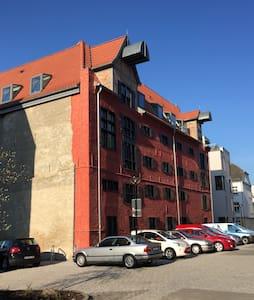Beste Lage zwischen Innenstadt und Stadthafen - Rostock - Vindsvåning
