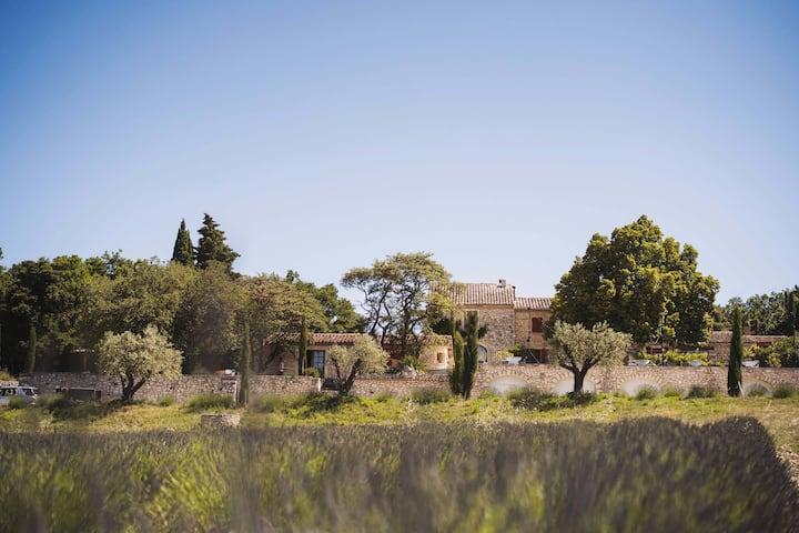 Gîte en Drôme Provençal