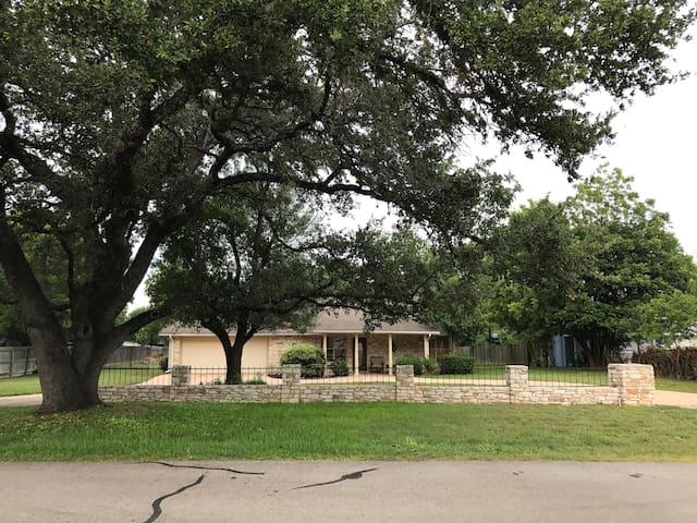 Sprawling Home in South Austin