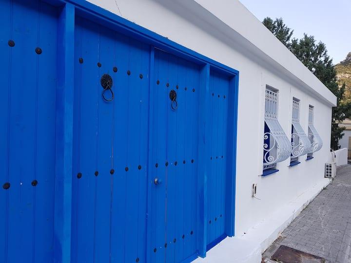 4 bed villa above Bellapais Abbey, Kyrenia, Girne