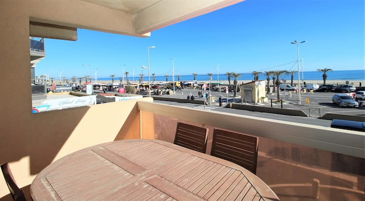 Appartement for 4 with SEA VIEW