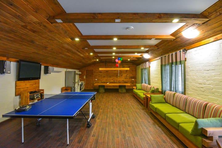 Loft, помещение, VIP апартаменты.зал «Камелот»