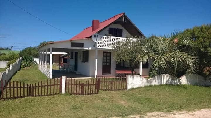 Casa de playa Aguas dulces Rocha