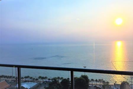 Luxury Aeras One Bedroom Jomtien 豪华海景公寓/中天海