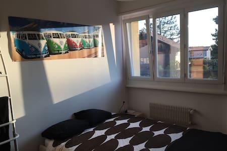 Chambre Calme et Centrale Geneve - Onex - Apartmen