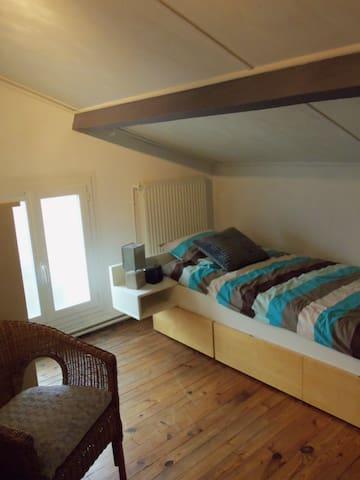 chambre tres bien située à Mont de Marsan - Mont-de-Marsan