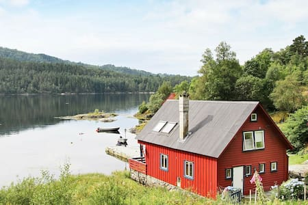 5 person holiday home in LONEVÅG