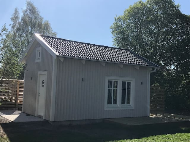 Small house for 2-4 people