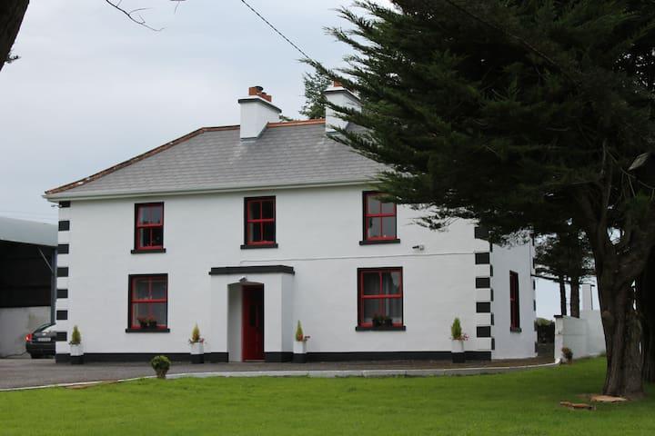Charming Farmhouse Double Room #4 - Ballybane - Casa