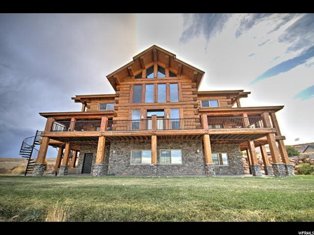 Luxury Bear Lake Cabin
