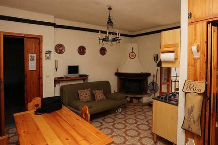 Appartamento confortevole e centrale - Rivisondoli