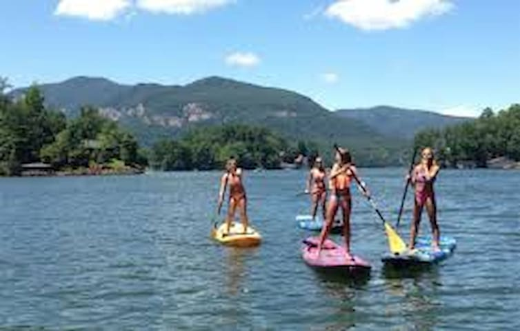 Lake Lure Vacation get away! - 路爾湖(Lake Lure) - 獨棟