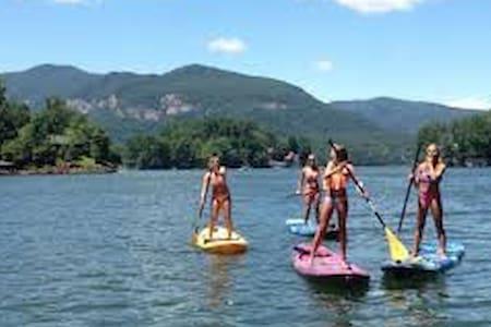 Lake Lure Vacation get away! - Lake Lure - Rumah