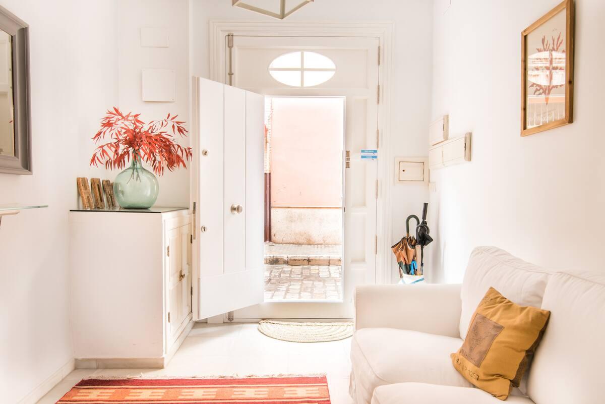Azafrán Suites, alojamiento en centro histórico de Sevilla