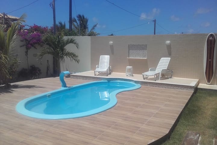 Casa de Praia - Beautiful Beach House - Itacimirim - Camaçari