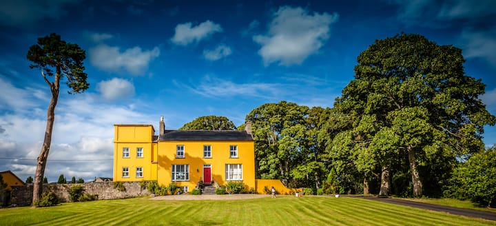 Clonunion House,  Adare